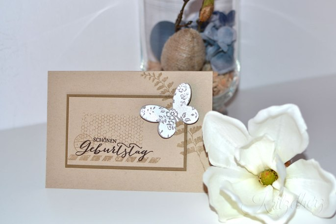 Geburtstagskarte_Savanne_Schmetterlingsgruss1